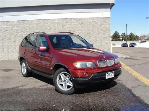 Sell Used 2003 Bmw X5 44i Awd Suv Loaded Sunroof Leather