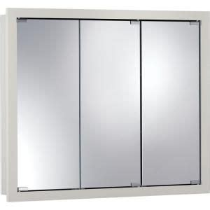 nutone medicine cabinets home depot nutone granville 30 in w x 26 in h x 4 75 in d surface