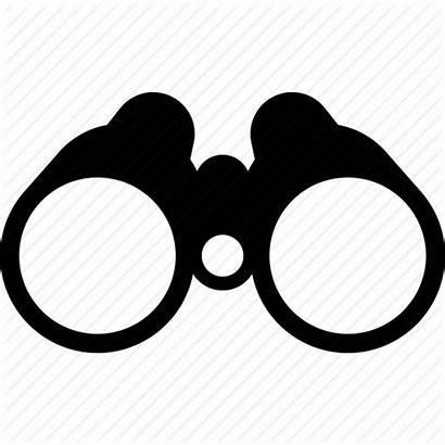 Icon Binoculars Discover Binocular Discovery Explore Icons