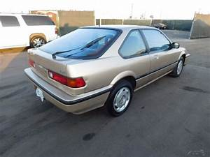 1989 Acura Integra Ls Used 1 6l I4 16v Manual No Reserve