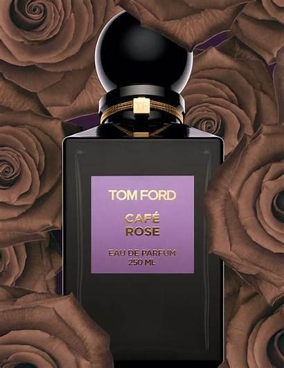 Tom Ford Perfume Rose Cafe Fragrance Fan