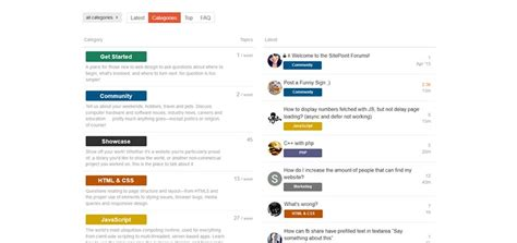 10 Helpful Forum Communities for Web Designers ...