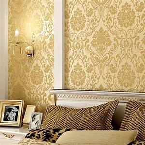 Gold Wallpaper For Walls