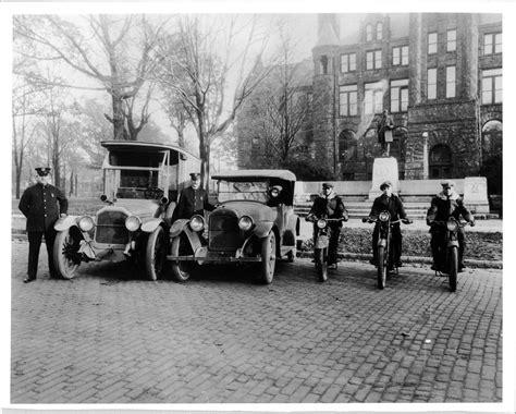 Police 1920   The Muskegon Police Force in 1920   Brandon ...