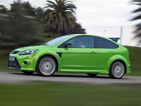 2009 Ford Focus RS Full Specifications Released ...