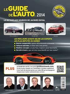 Livre Le Guide De L U0026 39 Auto 2014