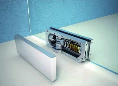 Пружинный аккумулятор переменной конфигурации.