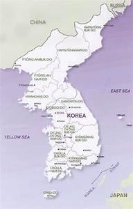 Maps Of North Korea