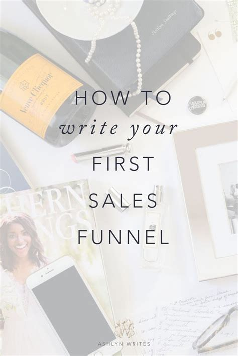 How to write a sales funnel | Email marketing strategy ...