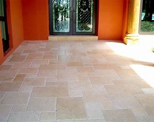 Travertine, Flooring, Is, Tough, And, Very, Durable, It, U0026, 39, S, A, Limestone
