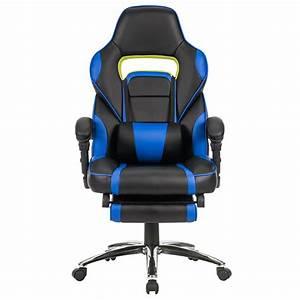 Langria Gaming Stuhl : chair b rostuhl gaming stuhl schreibtischstuhl drehstuhl chefsessel sportsitz de ebay ~ Orissabook.com Haus und Dekorationen
