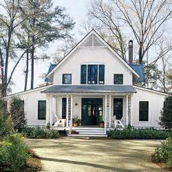 Decorative Southern Farmhouse Home Plans by Cottage Style Southern Living