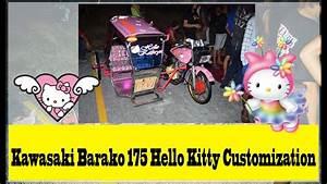 Tricyle In The Philippines  Kawasaki Barako 175 Hello