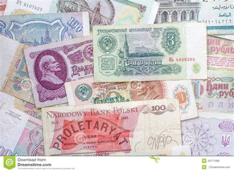 colorful money colorful world paper money stock image image of