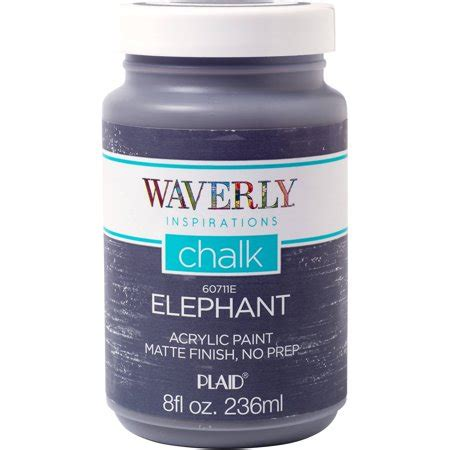 waverly inspirations matte chalk finish acrylic paint by