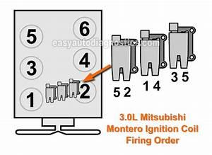Mitsubishi V6 Firing Order