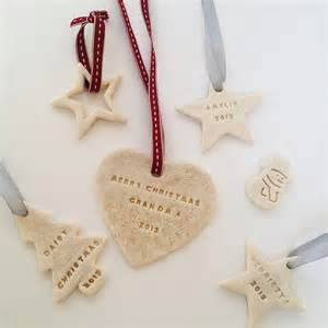 make your own personalised decorations by stomp sts notonthehighstreet com