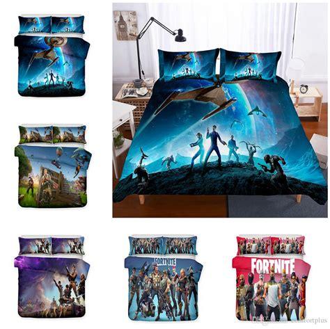 compre  fortnite design conjunto de cama capa de