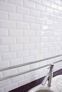 faience carrelage mural salle de bains cuisine brico With carrelage adhesif salle de bain avec panneau led brico depot
