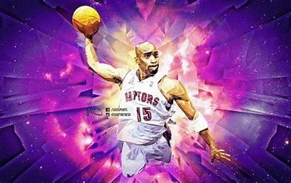 Vince Carter Wallpapers Nba Raptors Basketball Toronto