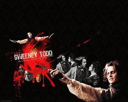 Sweeney Todd Latino Gratis Wallpapers Filmu Tapety