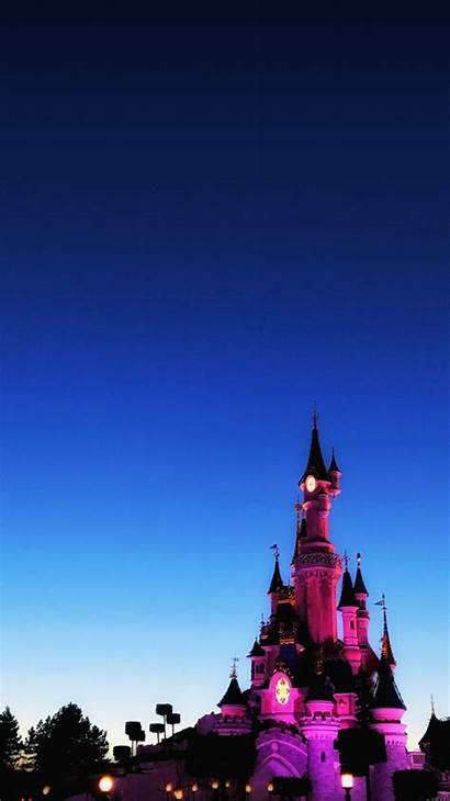 Paris Disneyland Wallpapers Castle Phone Disney Disneylandparis