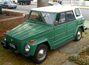 1974 Vw Thing Engine Rebuilt For Sale In Vallejo