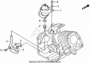 Honda Em600 A Generator  Jpn  Vin  Em600