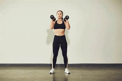 Workout Dumbbell Hiit Furthermore Lunge Equinox Dumbell