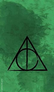The Deathly Hallows | Slytherin wallpaper, Harry potter ...