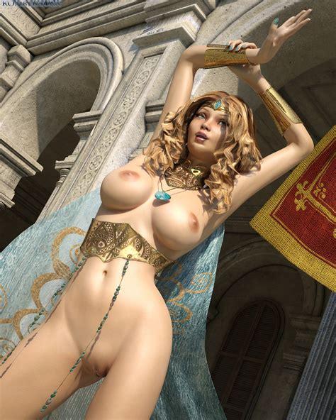 Princess Therese Nude By Komblkaurn Hentai Foundry