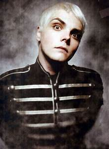 Top 25 ideas about gerard way white period on Pinterest ...