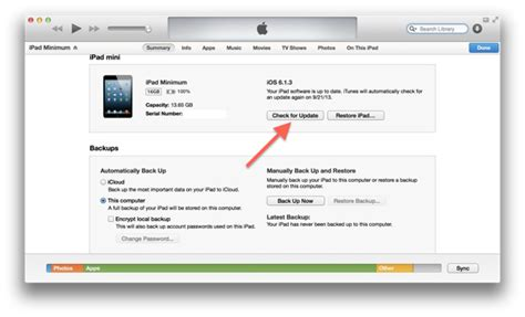 how to update iphone on computer how to update iphone or ipod touch to ios 7