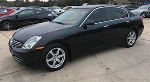 The History And Evolution Of The Infiniti G35