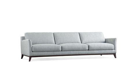 canap駸 roche et bobois metaphore large 3 seat sofa nouveaux classiques