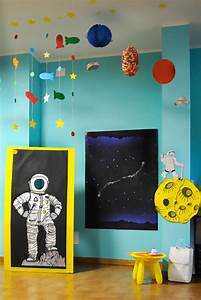Astronaut / Outer Space Birthday Party Ideas | Photo 7 of ...