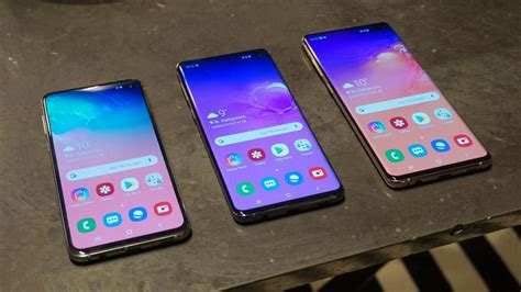 samsung galaxy s10 vs s10e vs s10 plus tech advisor