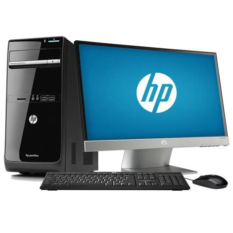pc de bureau hp p6 2430ekm i5 3é gén 8go geforce gtx660