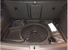Golf R Bordwerkzeug + Kofferraumorganizer VW Golf 7