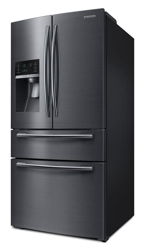 Samsung 25 Cu Ft Frenchdoor Refrigerator Rf25hmedbsg