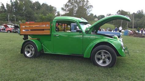 John Deere Themed 1970 Vw Beetle Truck Conversion
