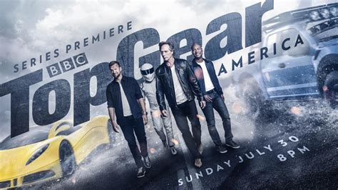 Brand New Top Gear America Launches Soon!