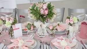 Deco Table Mariage Ides De Dcoration De Table Pour