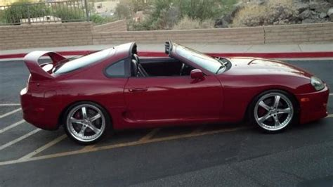 Buy Toyota Supra by 750 Hp Toyota Supra From 1993 Listed On Ebay