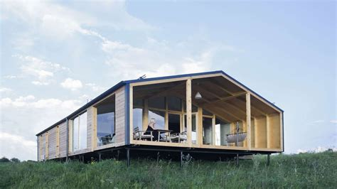 affordable prefab cabin dubldom  accepting  pre orders curbed