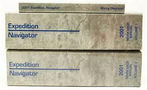 Oem 2001 Ford Expedition    Lincoln Navigator Workshop