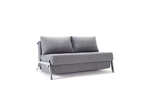 canapé innovation innovation sofa rozkładana cubed 02 chrom 140 another design