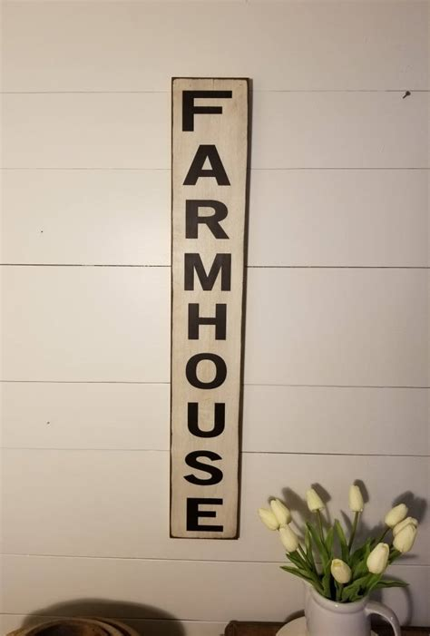 Farmhouse Sign   Farmhouse Décor   Farmhouse Sign   Fixer