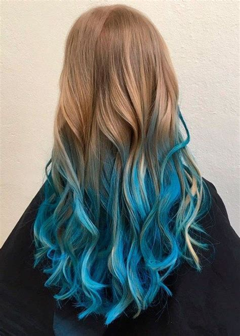 20 Dip Dye Hair Ideas Delight For All Hair Dip Dye