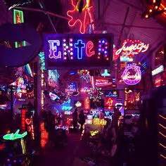 neon lights aesthetic tumblr Yahoo Image Search